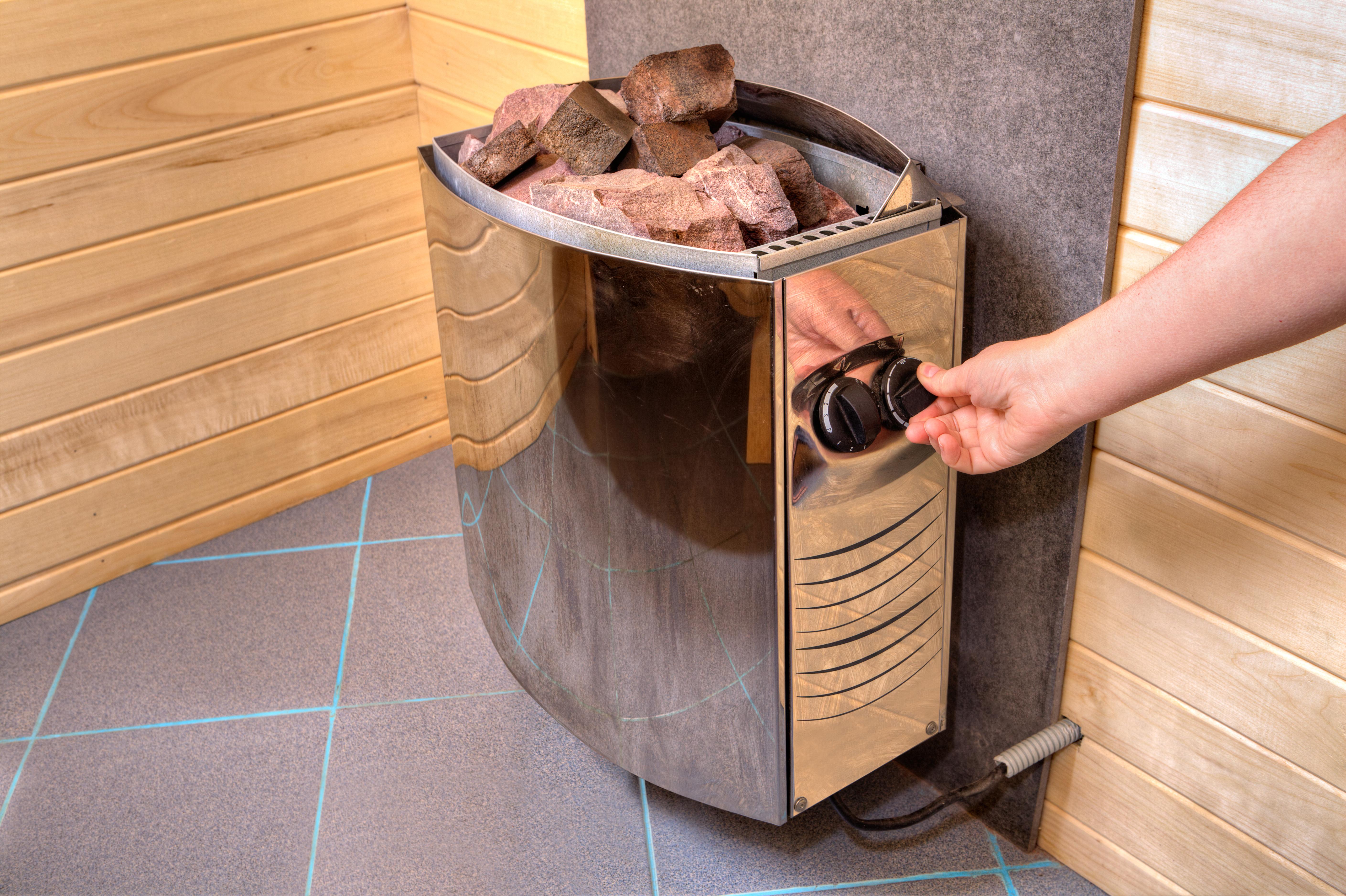 Kaitstud: Sauna mõju organismile