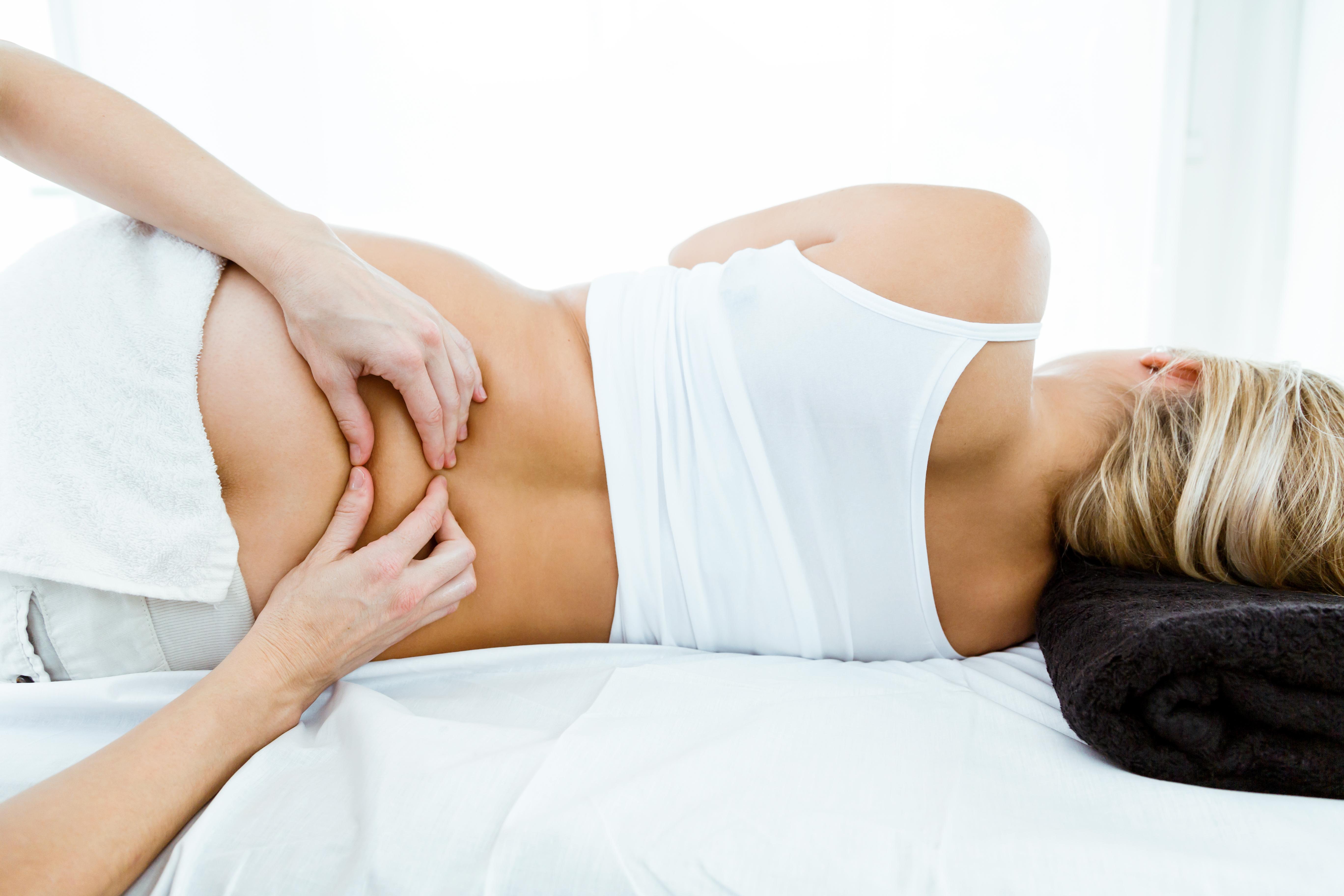 rasedate massaaž